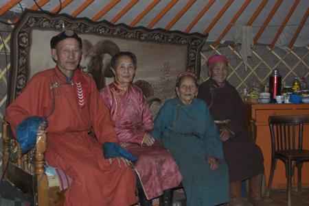 Choidog, Sodnam, Lhamsuren, Surenjav