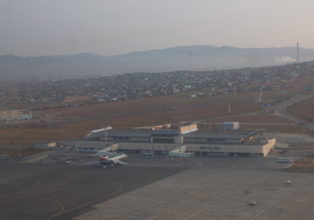 Chinggis Khan International Airport, Ulaanbaatar