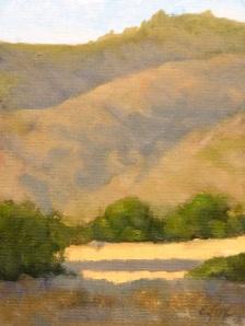 Morning Light, Goose Lake, California