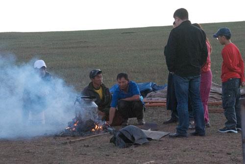 Real Mongolian BBQ, Arburd Sands