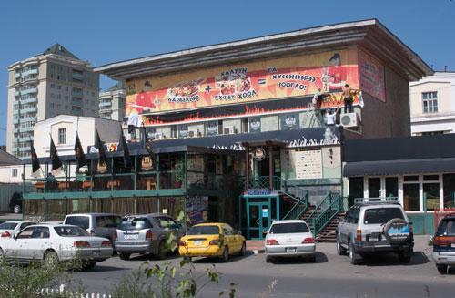 BD's Mongolian BBQ, Ulaanbaatar