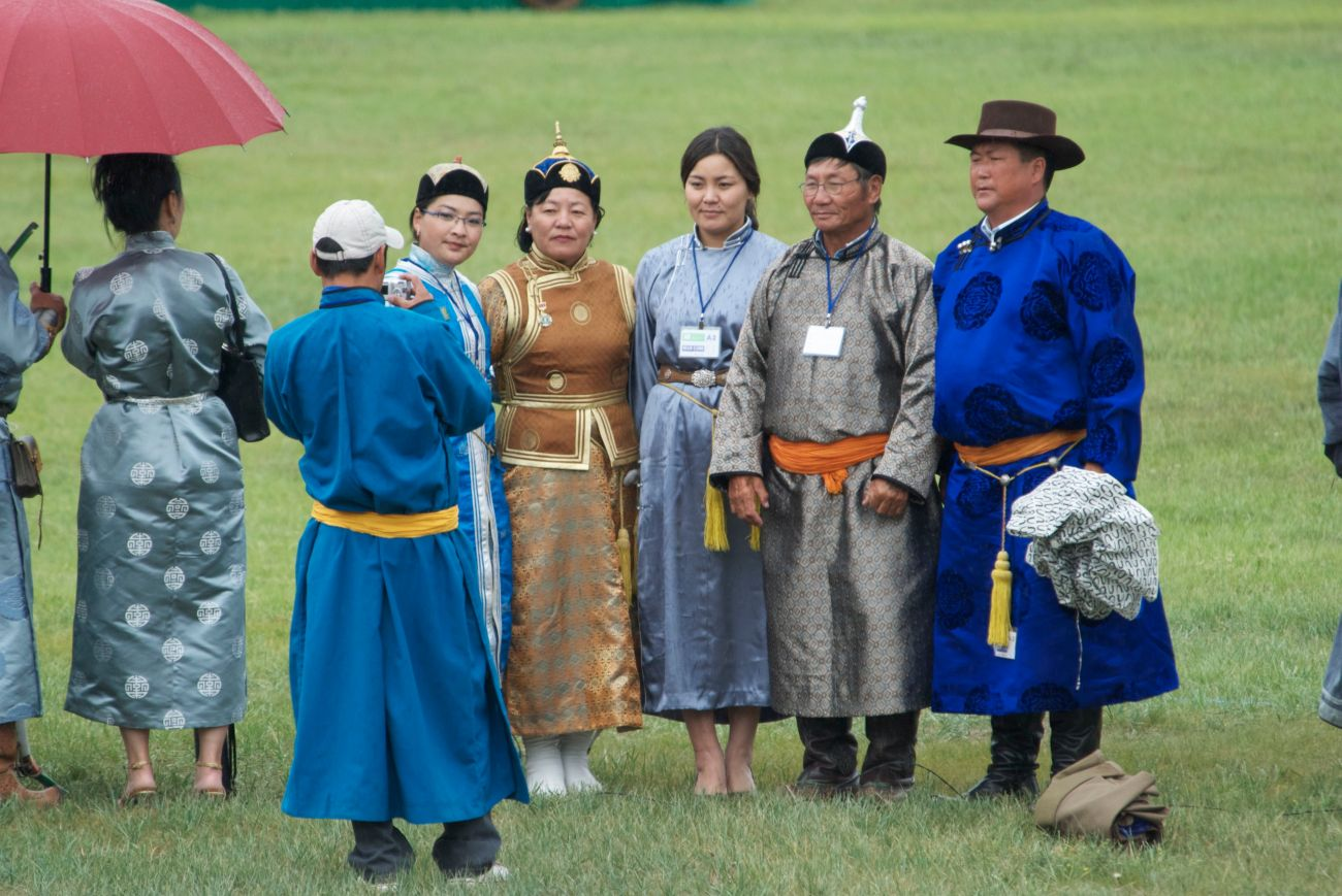 Making Naadam memories