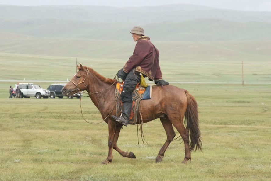 Local rider