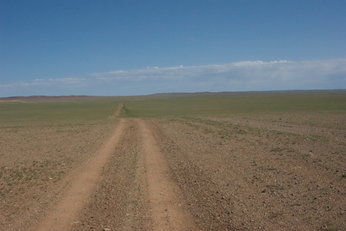 I love and grew up in forests, but traveling across the steppe is one of the things I most misss already.