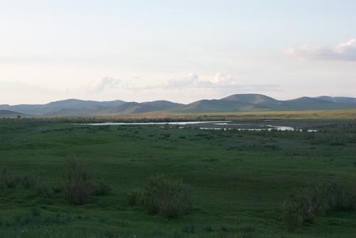 Kherlen Gul valley, Gun-Galuut
