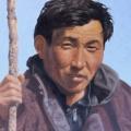 Calm-Appraisal-(Mongol-Herder)