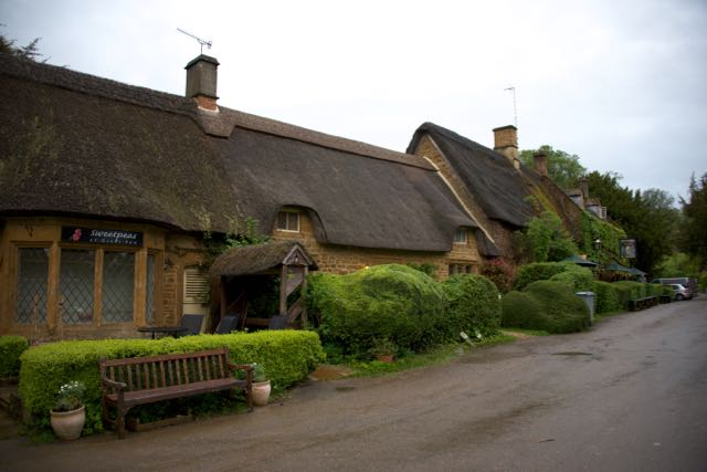 Great Tew, the Cotswolds