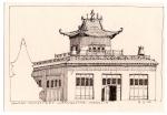 Gandan-temple