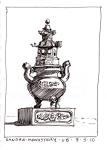 Incense-vessel,-Gandan