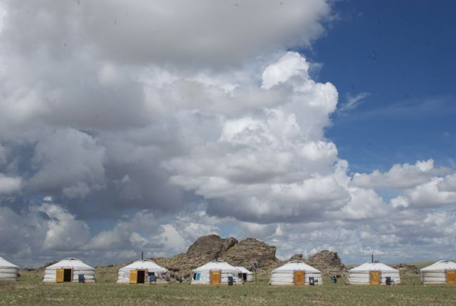 Red Rock Ger Camp, Ikh Nartiin Chuluu Nature Reserve