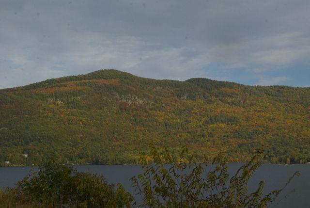 Lake George, the Adirondacks