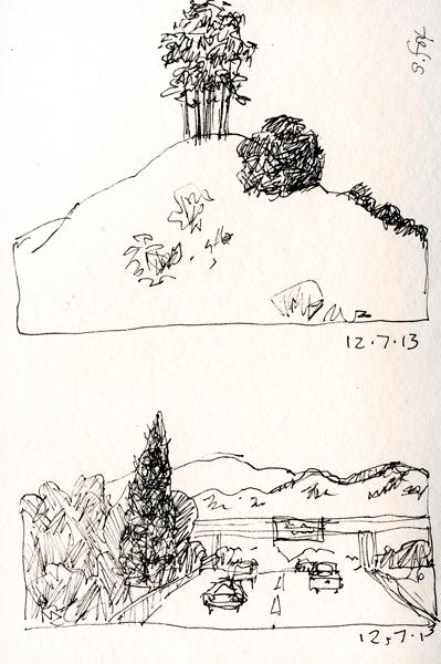 Hill,-road