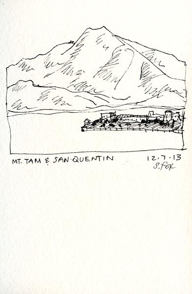 Mt.-Tam,-San-Quentin