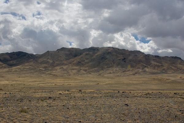Gobi Altai mountains