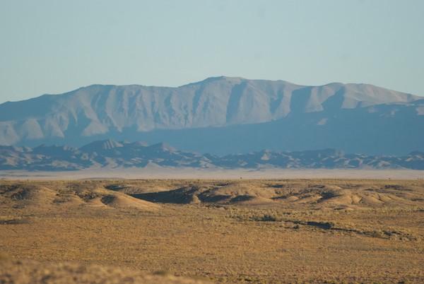 Takhiin Tal scenery