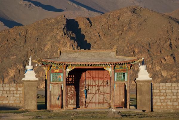 The surviving gate