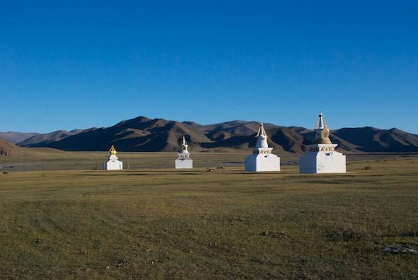 Stupas