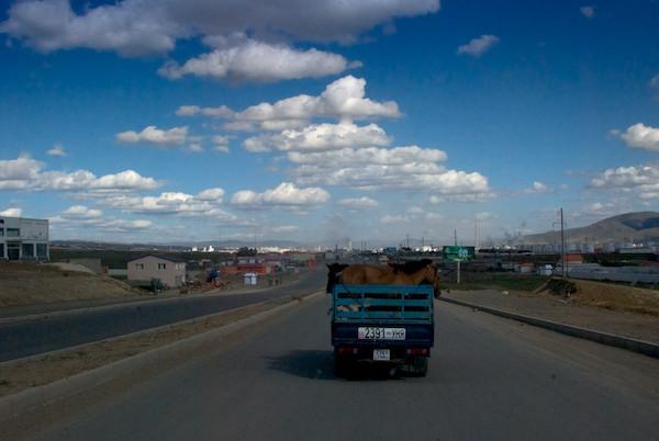 Ulaanbaatar ahead