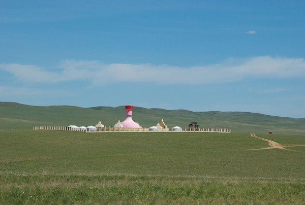 Memorial to the Queens of Mongolia