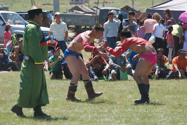 Mongol bukh (wrestling).