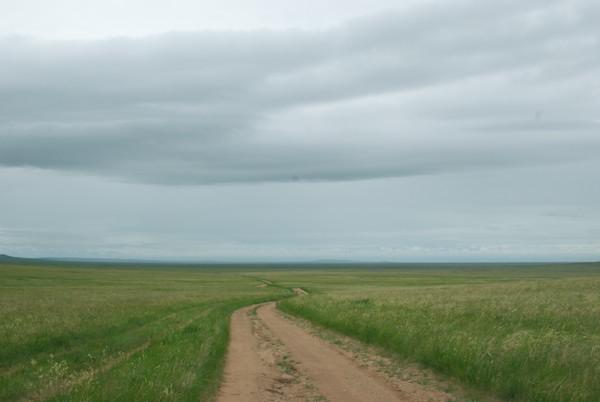 The legendary grassland steppe,