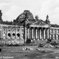 Reichstag in ruins