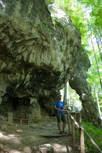 15 cave entrance