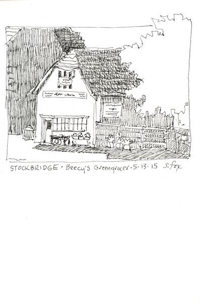 Stockbridge, Hampshire
