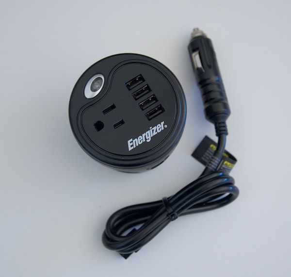 Energizer cup charger