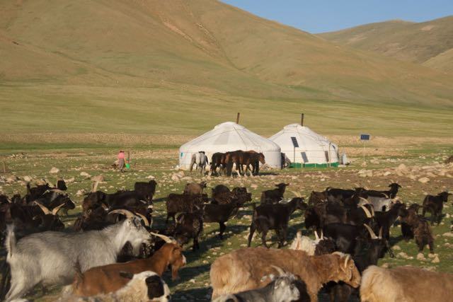 Countryside scene enroute from Hokh Serkhiin Nuruu to Hovd