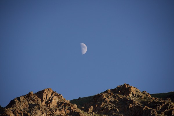 18, JHU moonrise