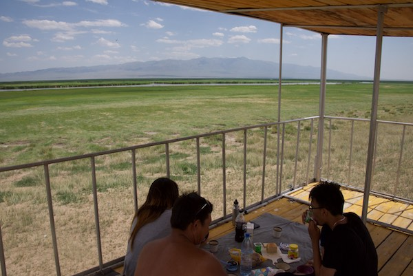2a. KUN lunch stop