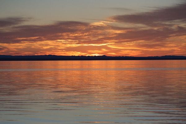Sunset, Dorgon Nuur