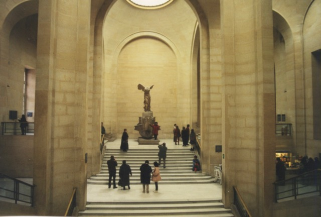 paris louvre wv