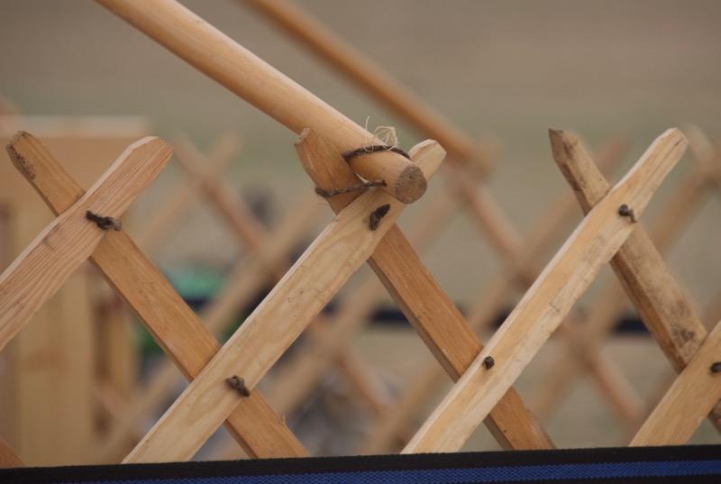 20. pole and lattice