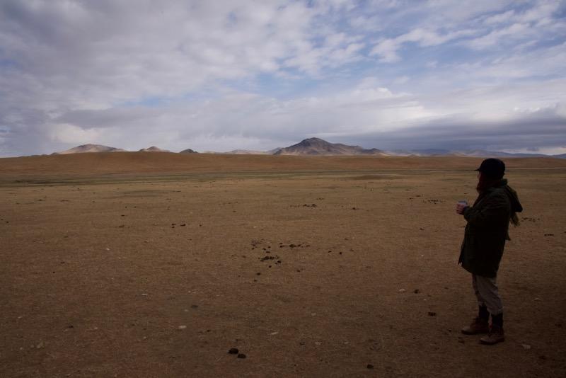 10. Kim and scenery