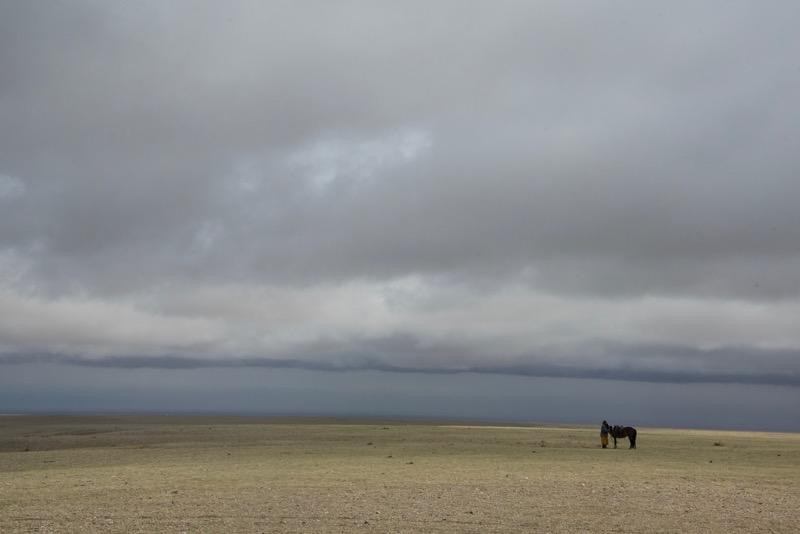 18. Mpngol horseman