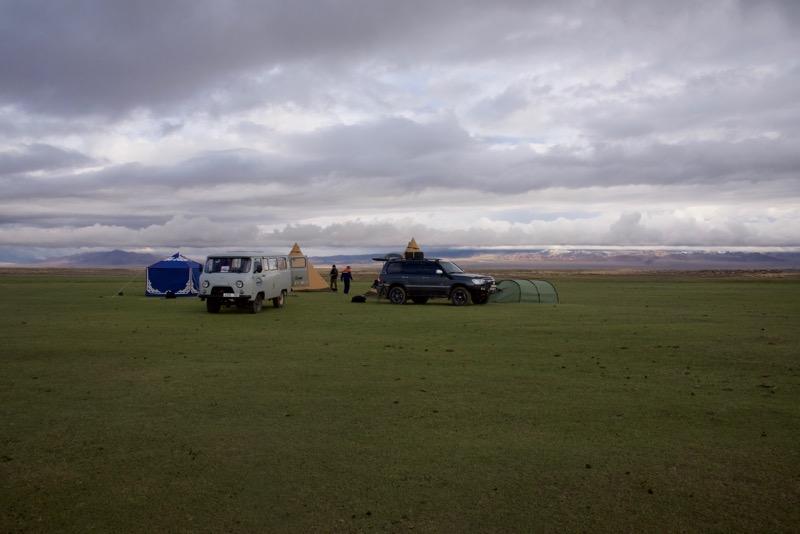 20. BTN campsite