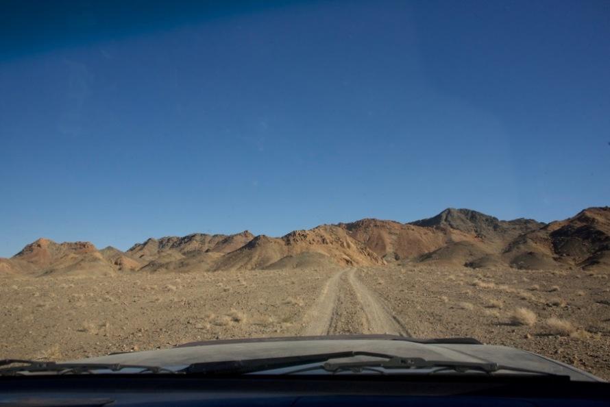 29. heading towards campsite