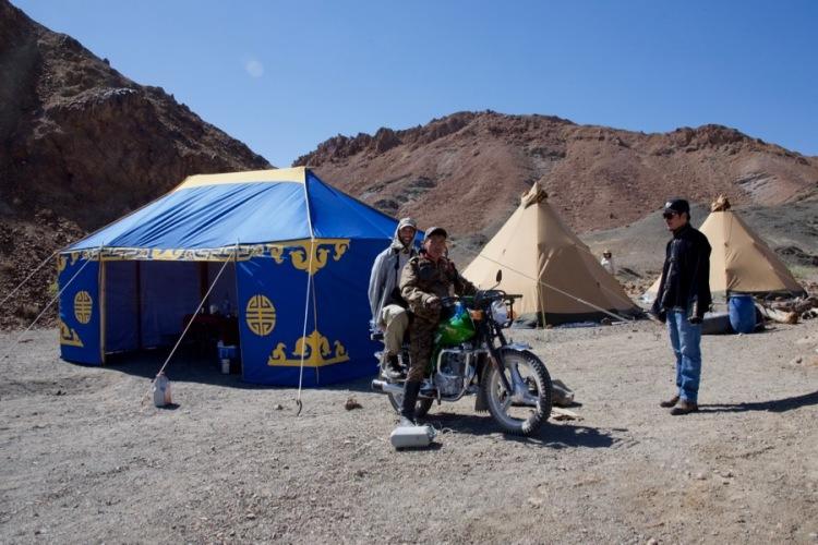 33. campsite