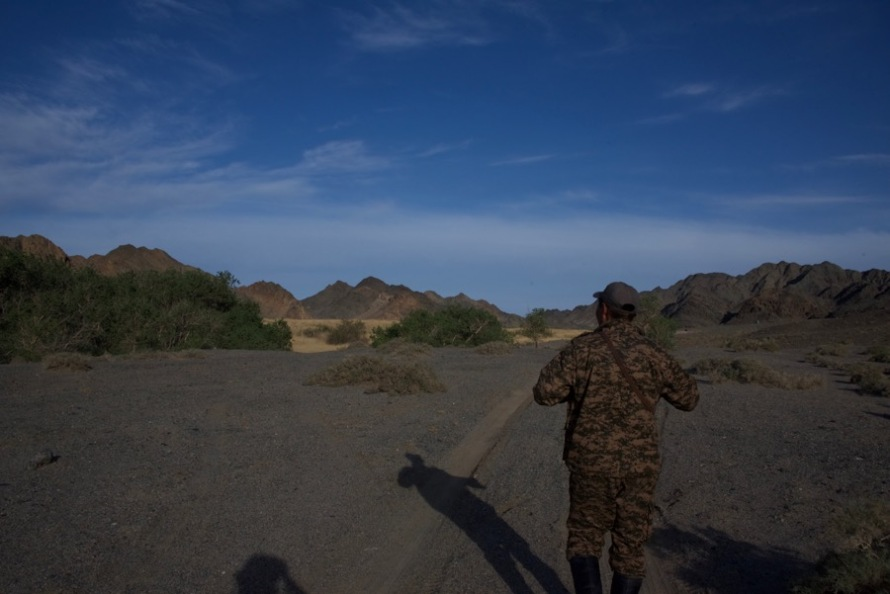 8. ranger and scenery