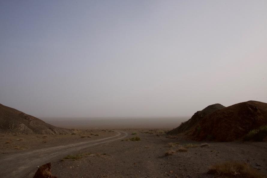 1. departure haze