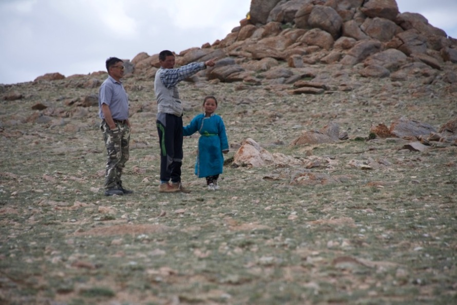 17. herder and daughter