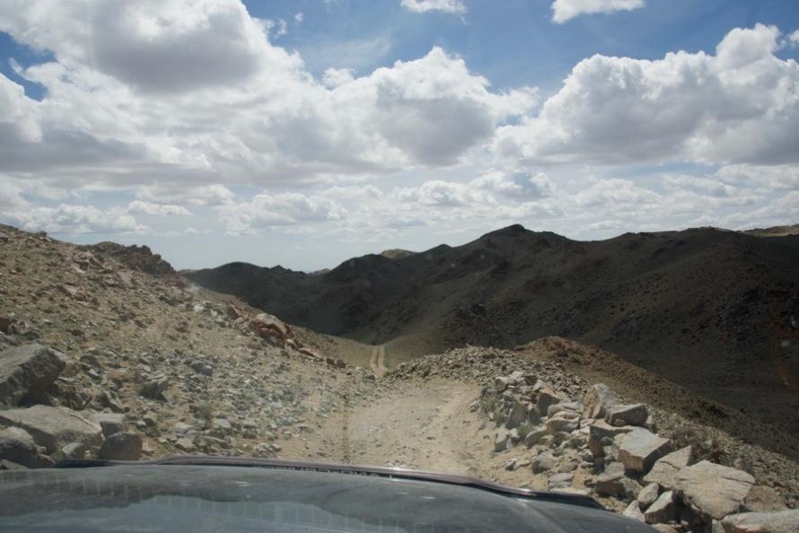 19. earth road