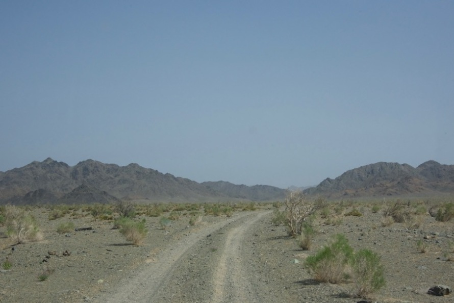 2. road north