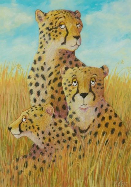 3-cheetahs