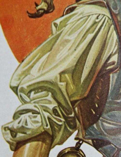 Leyendecker sleeve