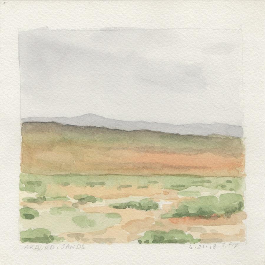 Arburd Sands 1